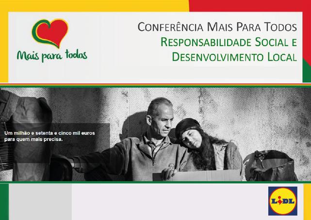 Gaiveo Luzio - Pinturas de Construção Civil na conferência Mais Para Todos